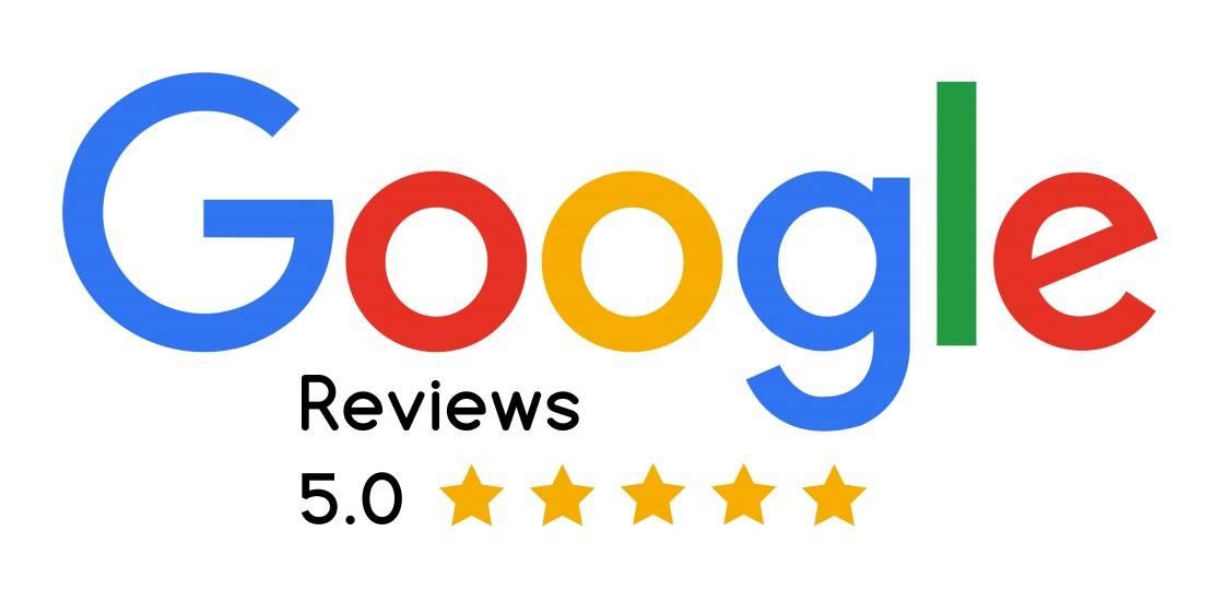 5 Stelle su Google